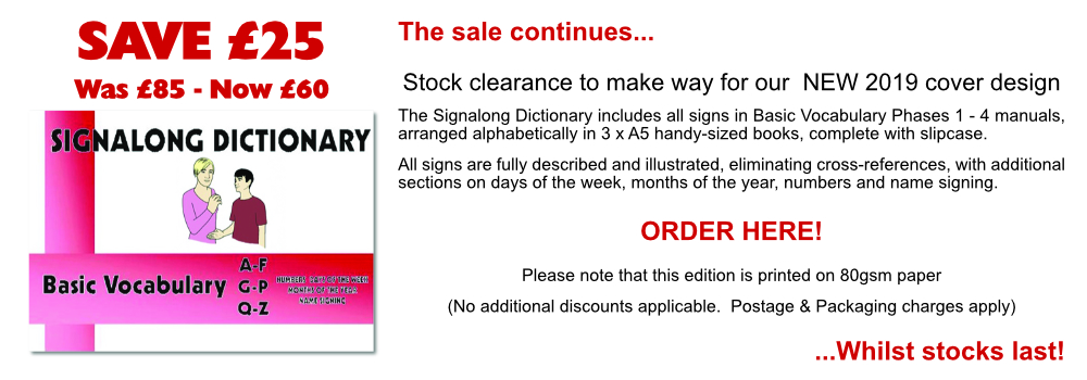Dictionary Offer - SAVE £25