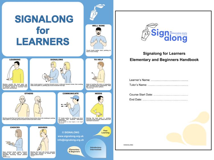 Signalong for Learners