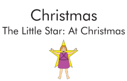The Little Star at Christmas