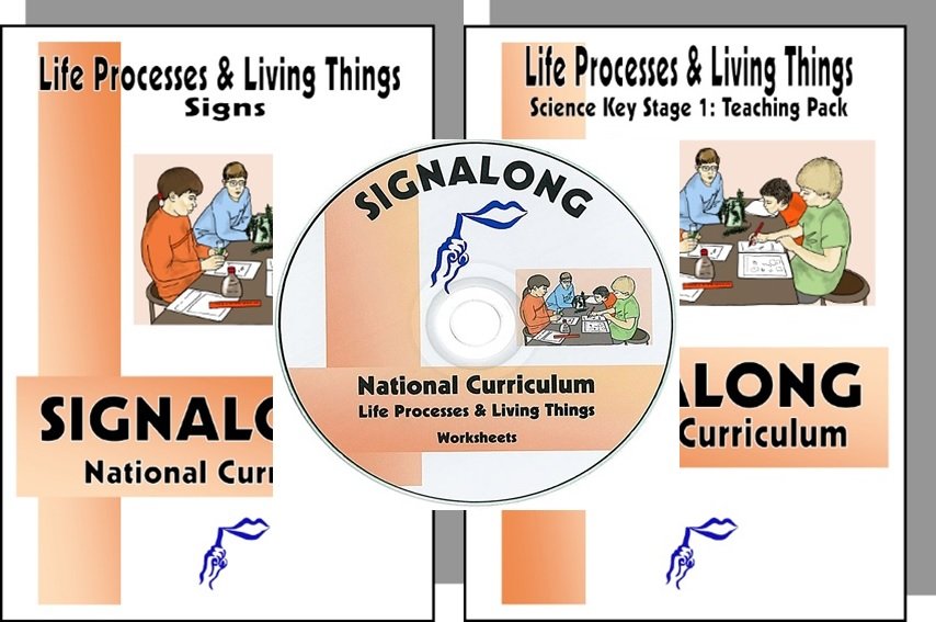 Science Key Stage 1 At2 Life Processes Living Things D National