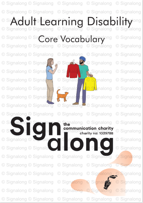 Adult Learning Disability Core Vocabulary