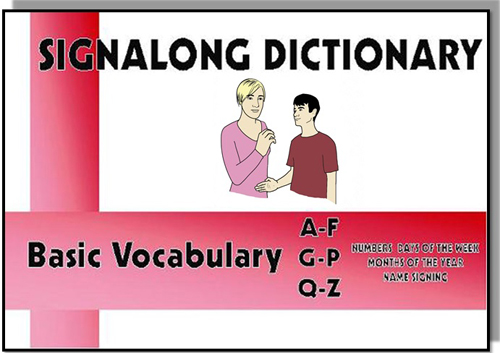 Basic Vocabulary Dictionary