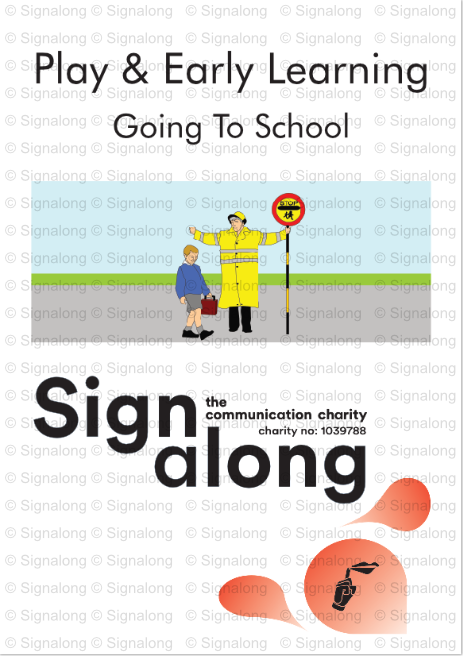 Going To School & A4 poster offer
