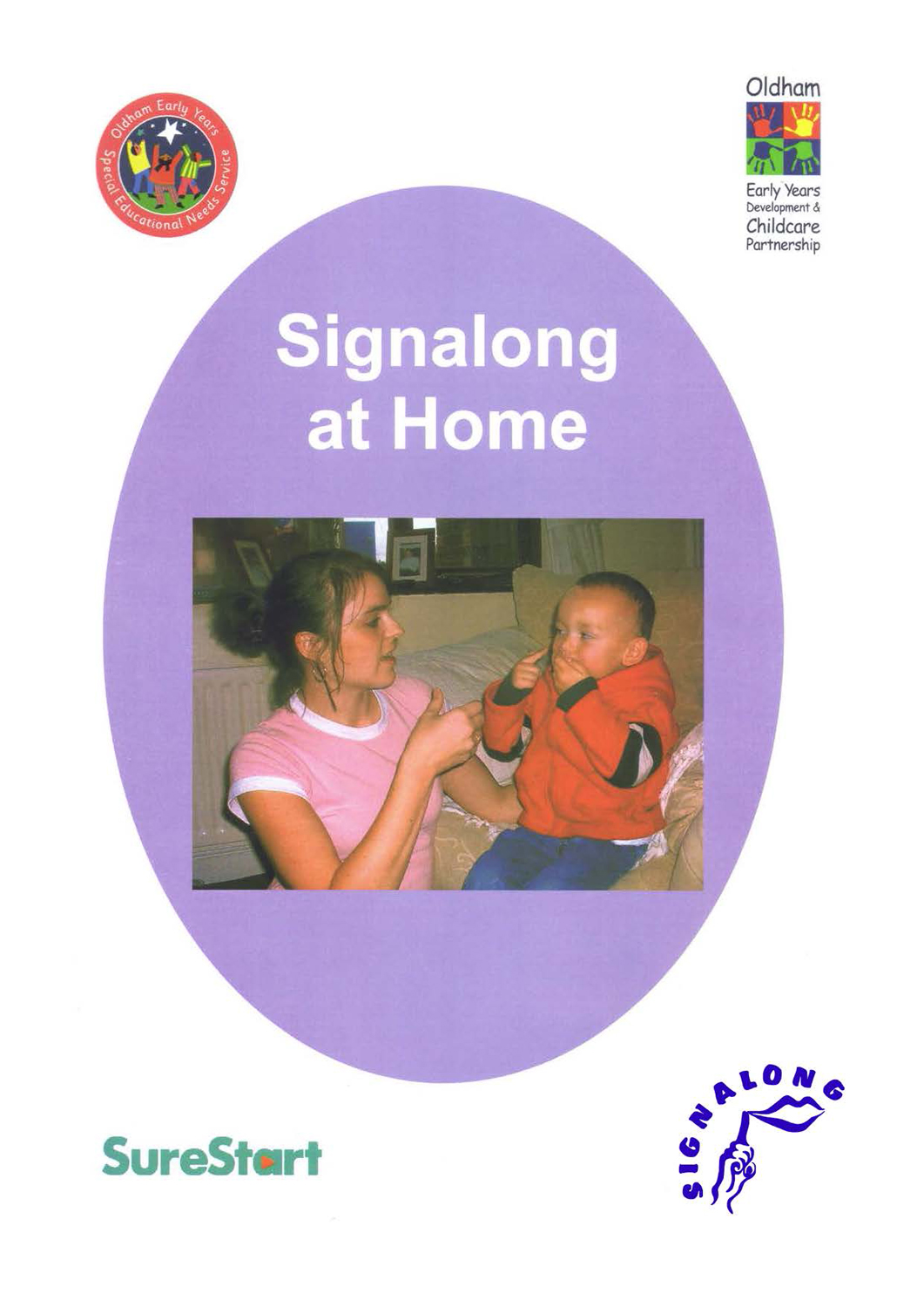 Signalong At Home (Early Years)