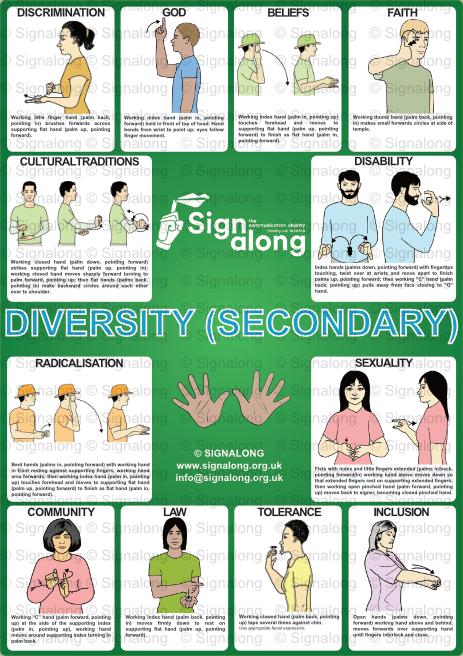 Diversity (Secondary) Poster