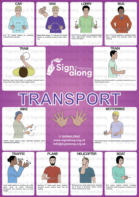 Transport (Vehicles) Poster