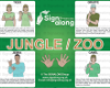 Jungle/Zoo Poster