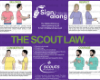 Scout Law Poster