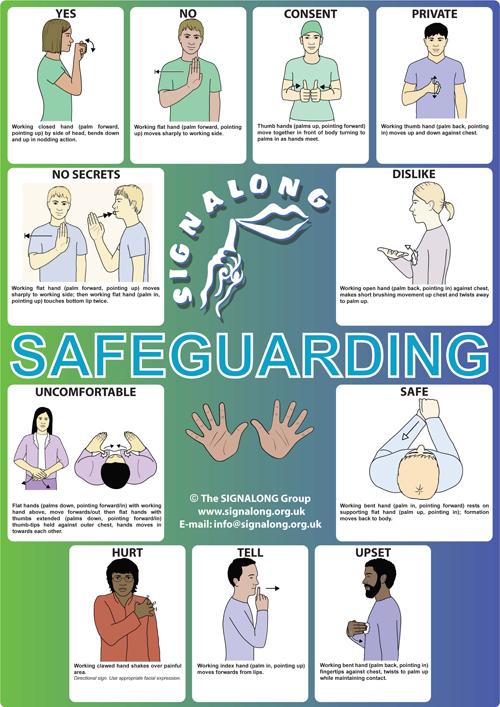 Safeguarding Poster