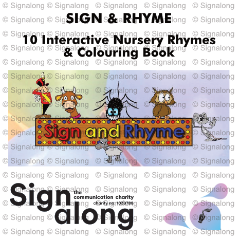 Sign & Rhyme CD-Rom