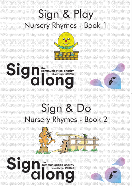 Sign & Play/Sign & Do combined pack