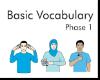 Basic Vocabulary Phase 1